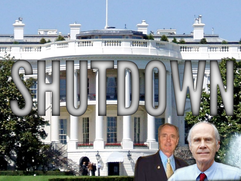 shutdown art