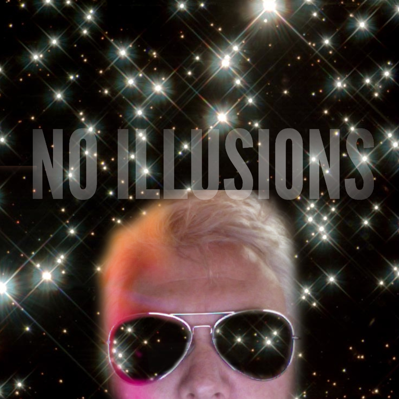 no illusions podcast cover art