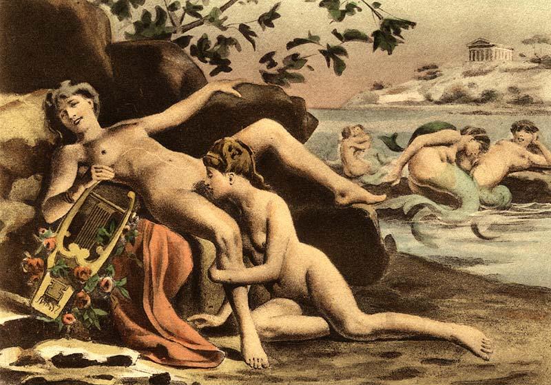Эволюцион эротические картинки — 2